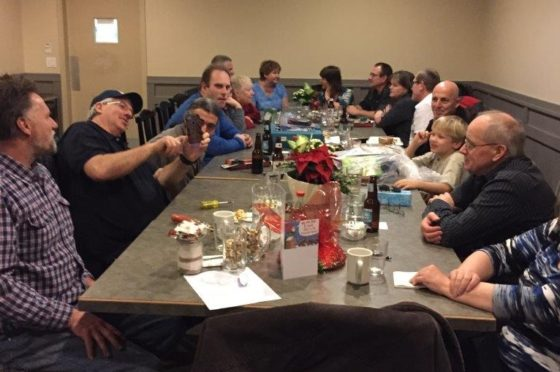 Salmon Arm Home Repair - Christmas party 2015